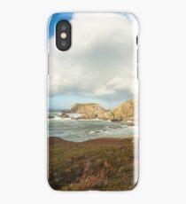 Port, Glencolmcille iPhone Case/Skin