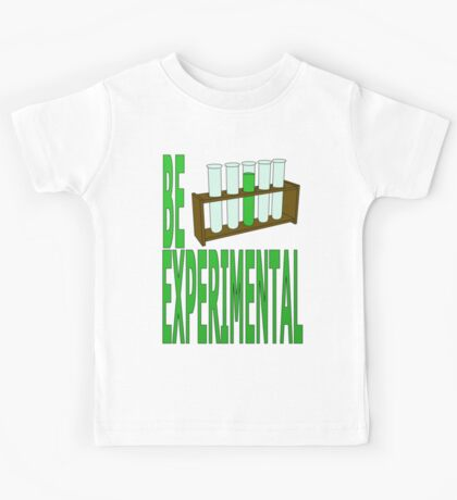be experimental Kids Clothes