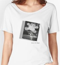 Chicot the Hippo Live On Stage Women's Relaxed Fit T-Shirt