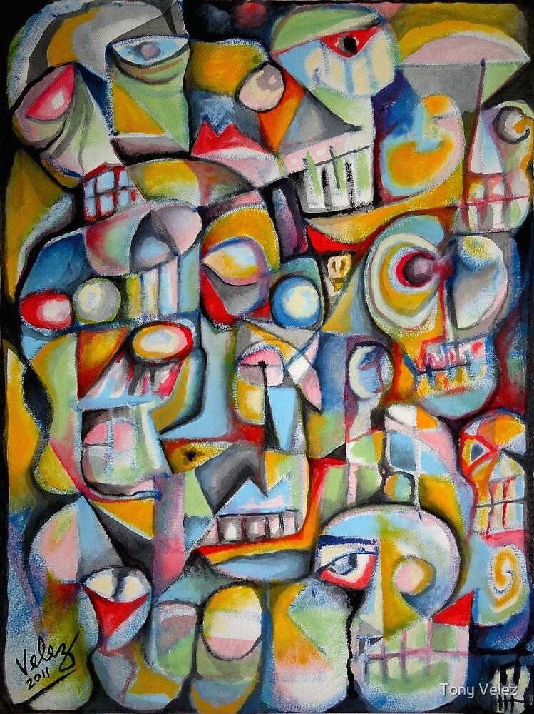 Day of the Dead by Tony Velez