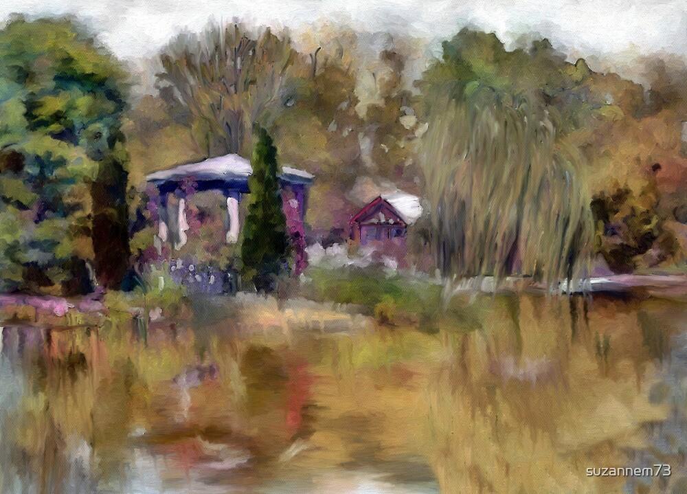 Darla's Garden by suzannem73
