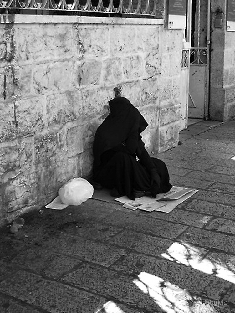 forgotten woman by BabyM2