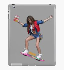 Krash Cosplay as Marty McFly iPad Case/Skin