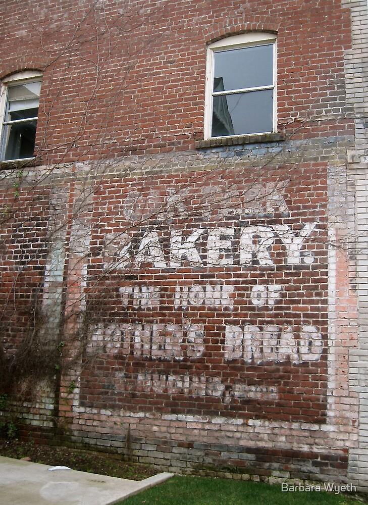 Mothers Bread by Barbara Wyeth