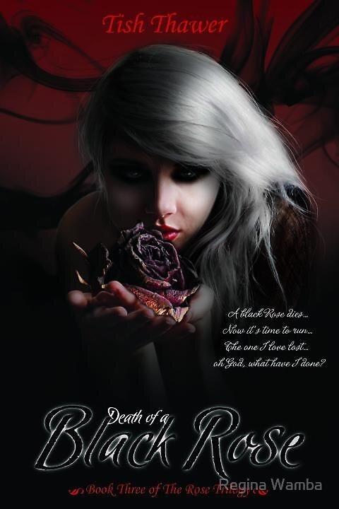 Black Rose by Regina Wamba