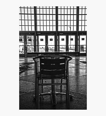 No Waiting Photographic Print