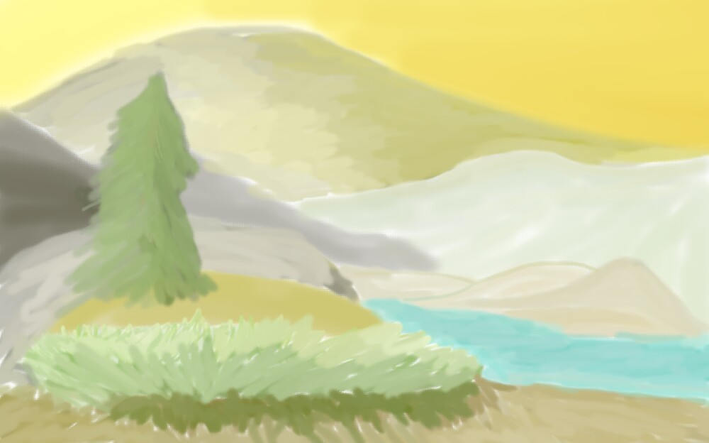 Over the Hills by spotdy88