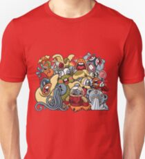 Comics and pokemon  T-Shirt