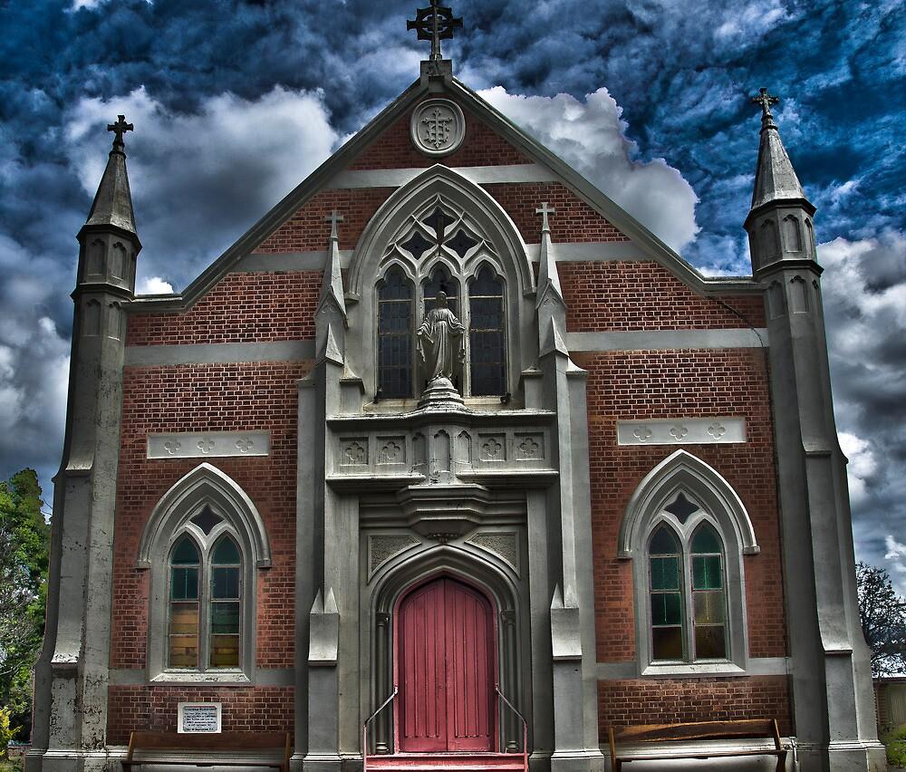 Church by Johanne Platt