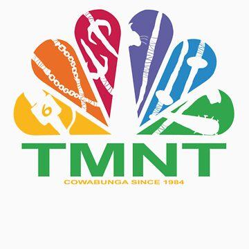 TMNT TV! Cowabunga! by mimidrago