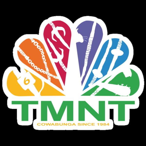 TMNT TV! Cowabunga! by Mimi Drago