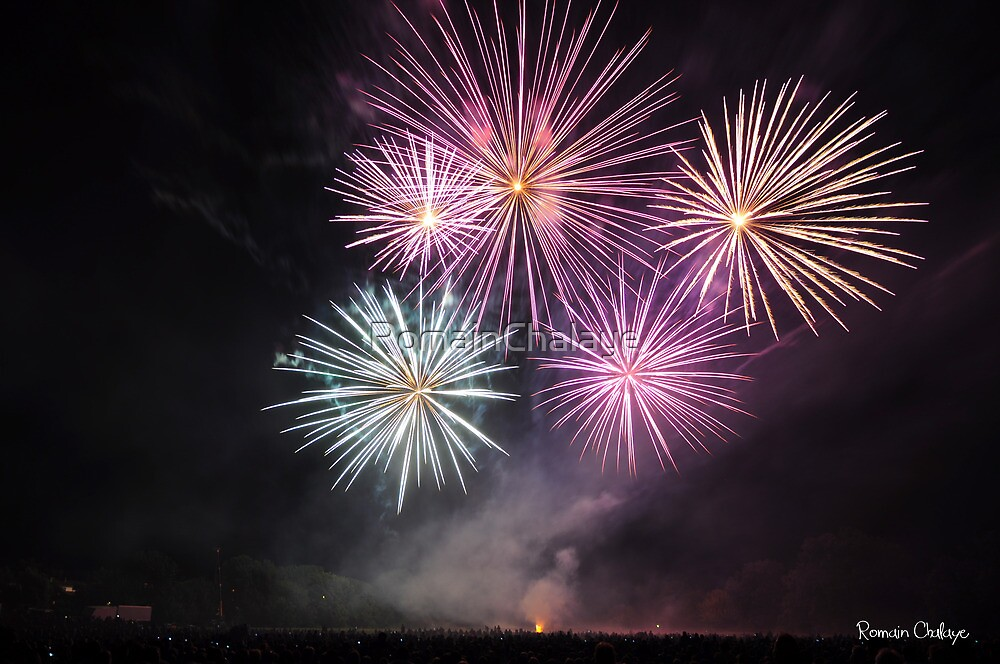 Fireworks by RomainChalaye