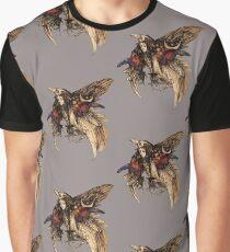 Magic Bird Graphic T-Shirt