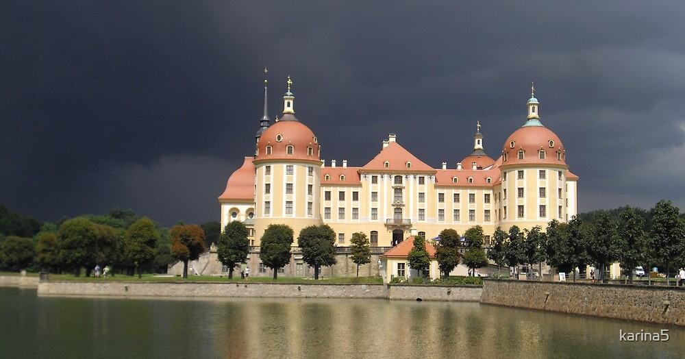 Moritzburg Castle by karina5