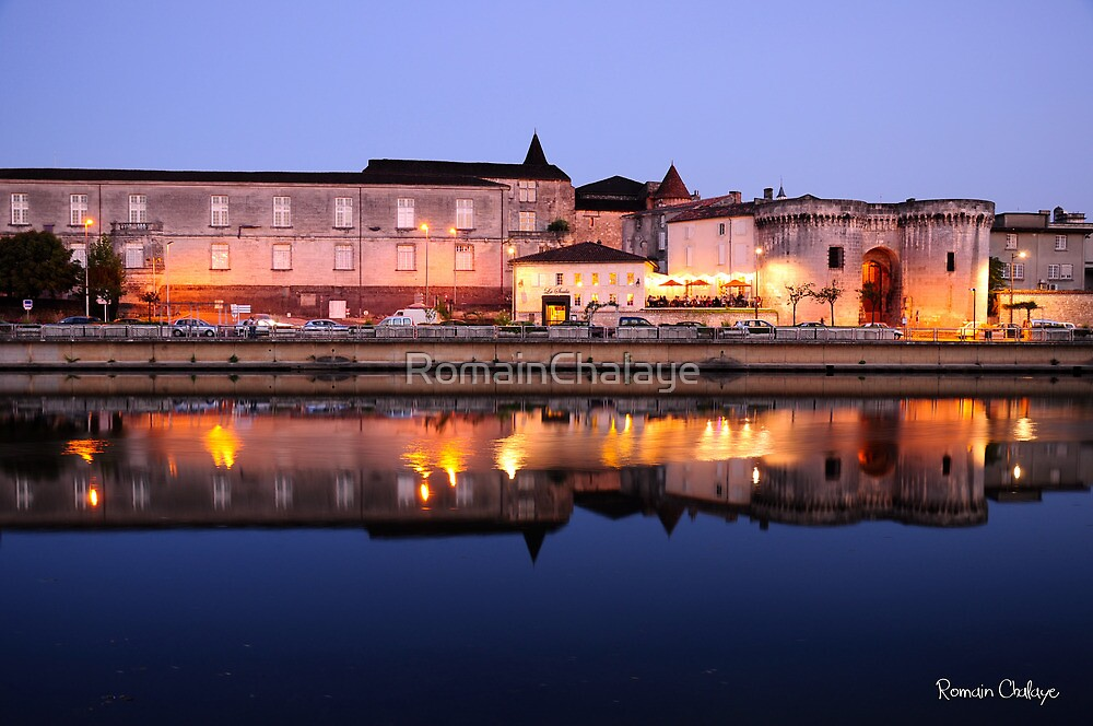 Cognac castle II by RomainChalaye