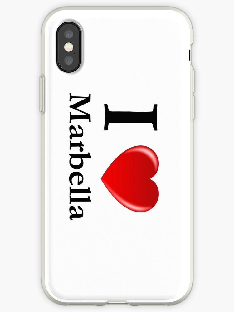 I love Marbella - I heart Marbella (RH) by topdown