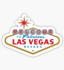 Las Vegas Nevada Sticker