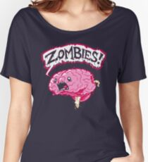 Brain Food Women's Relaxed Fit T-Shirt