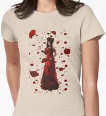 Rose Tempest Women's Fitted T-Shirt