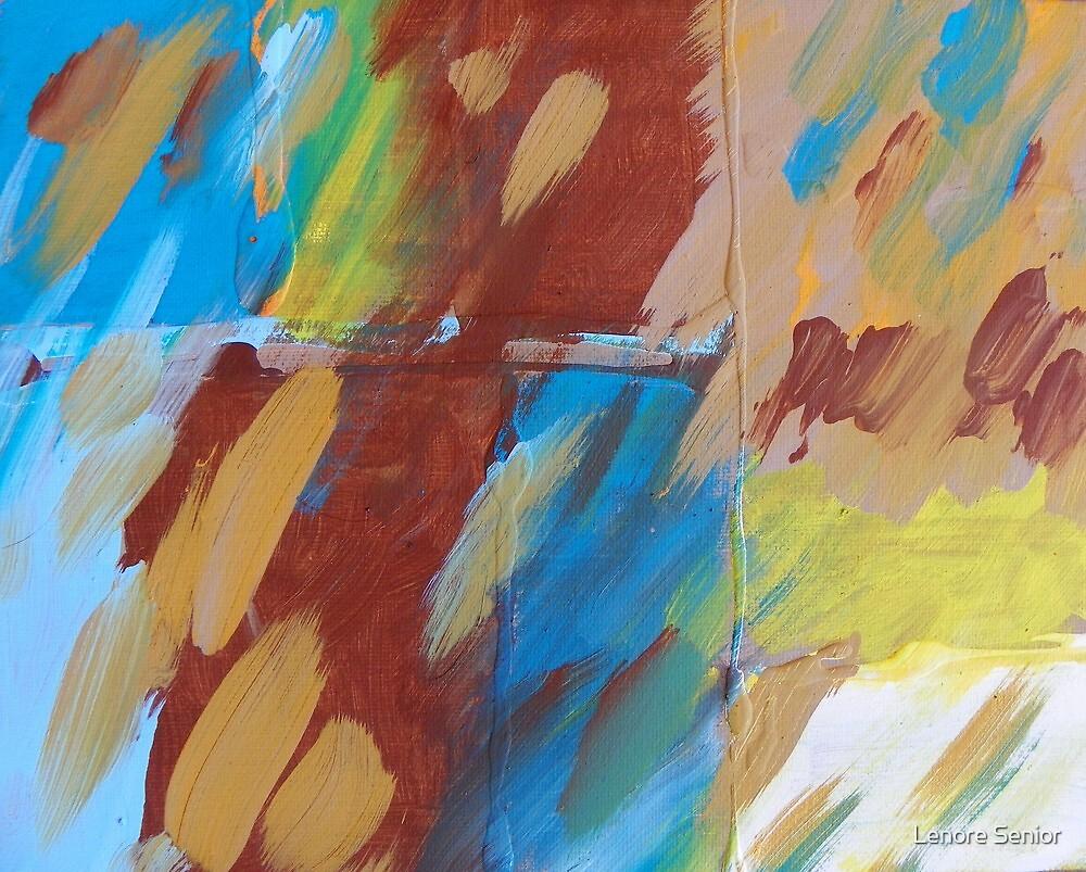 Color Blind by Lenore Senior