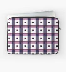 Boxes in Blue & Purple Laptop Sleeve
