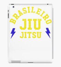 BRASILEIRO JIU JITSU iPad Case/Skin