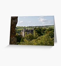Blarney House, County Cork, Ireland Greeting Card
