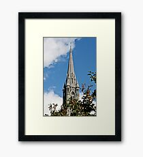 St. Coleman's Cathedral, County Cork, Ireland Framed Print