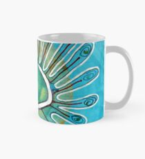 Kachina Was a Dancer original painting Mug