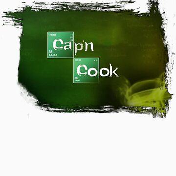 Cap'n Cook  by james0scott