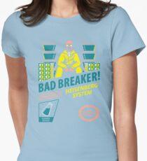 BAD BREAKER! Women's Fitted T-Shirt