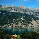 Lake Walensee by Daidalos