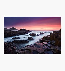 Causeway Dream Photographic Print