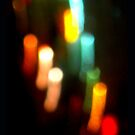 Blurred Lights # 16 by Nicole S. Moore