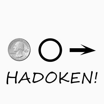 Quarter Circle Forward by kuraienko