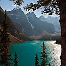 Moraine Lake von MarieG