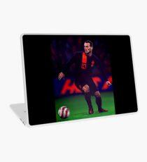 Wesley Sneijder painting Laptop Skin