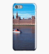 House of Parliament , London, England iPhone Case/Skin