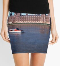 House of Parliament , London, England Mini Skirt