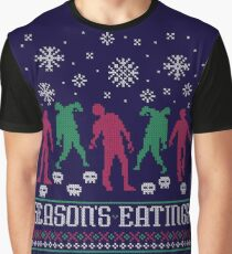 Season's Eatings Graphic T-Shirt