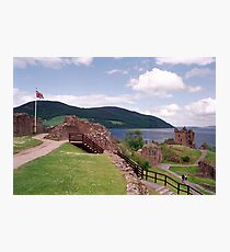 Urquhart Castle 50 Photographic Print