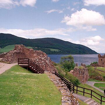 Urquhart Castle 50 by goldyart