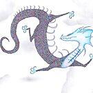 Rainbow Dragon by Megan Stone