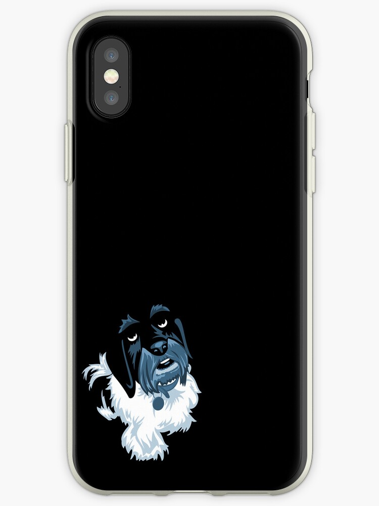 Otto iPhone Case by JacMohnson