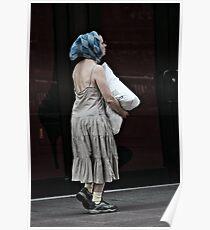 A NEW YORK BABOOSHKA Poster