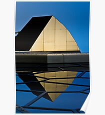 Reflectionism and the Blues Poster