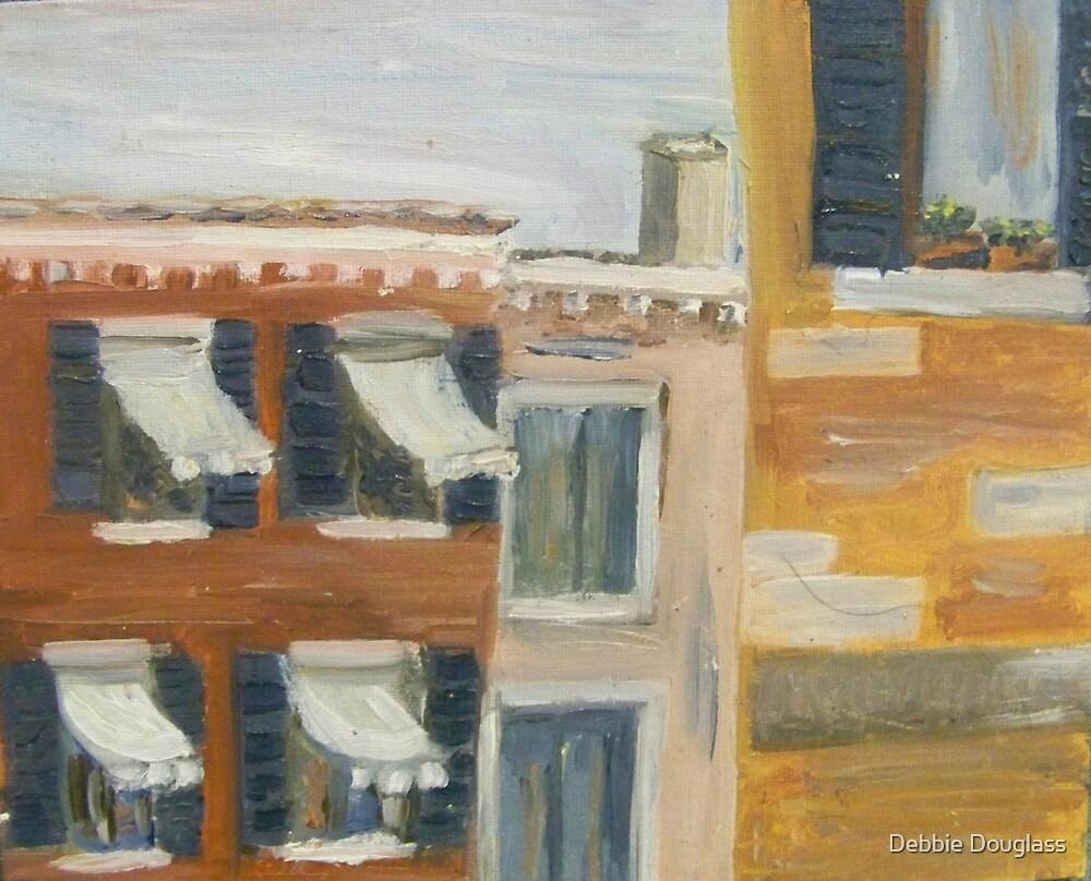 Venice Windows by Debbie Douglass