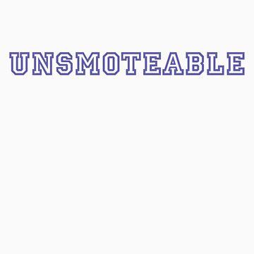Unsmoteable by neyat123