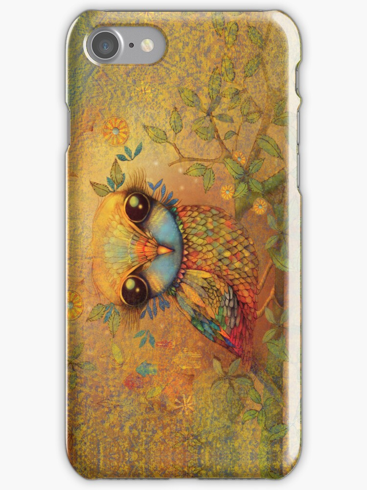 the love bird iPhone and iPod Case by © Karin Taylor