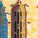 Janela Manuelina. Convento de Jesus. Setúbal by terezadelpilar ~ art & architecture